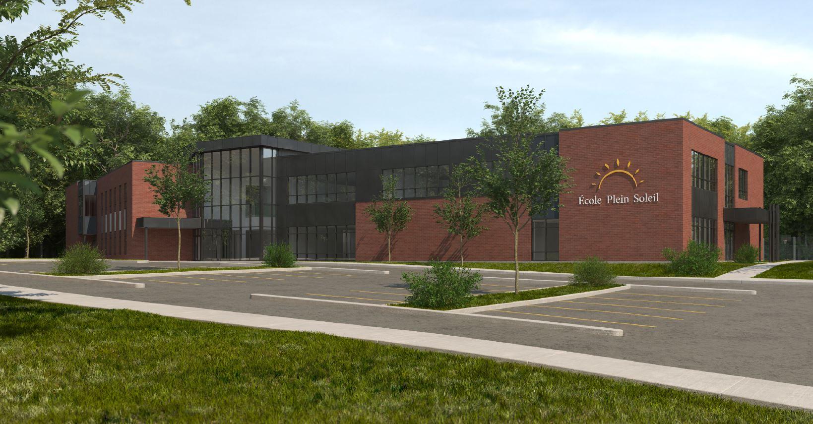 Plateau McCrea École Plein Soleil